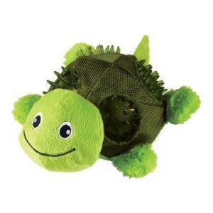 Kong Shells Turtle, solide hundebamser
