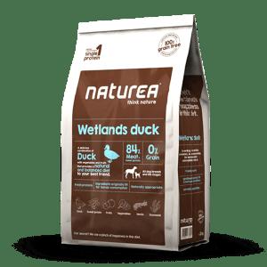 Naturea GF Westland duck hundefoder-2kg