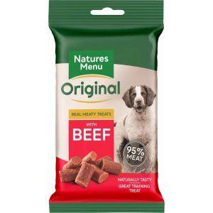 Natures Menu BARF bites med oksekød