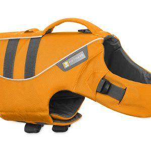 Ruffwear Float Coat redningsvest til hunde-L-Rød