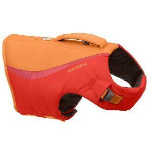 Ruffwear Float Coat redningsvest til hunde rød-XL