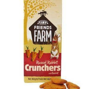 Tiny Friends Russle Crunchers