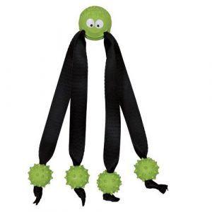 Trixie Hundelegetøjs Bold med Ben og Pindsvinbolde - 24cm - Naturgummi - - - -