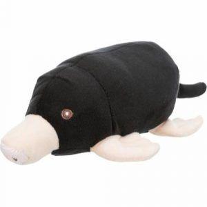Trixie Hundelegetøjs Plys Muldvarp - Med Pivelyd - 21cm