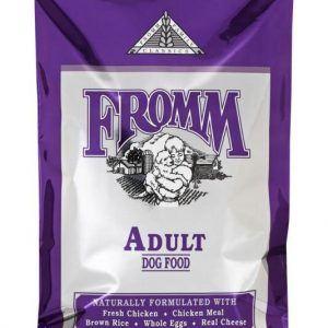 Udgået - 15 kg Fromm Adult Classic hundefoder