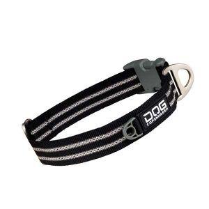 Urban Style™ hundehalsbånd sort-S