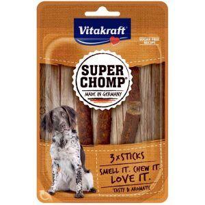 Vitakraft Super Chomp - Hundegodbid, super chomp 3 stk