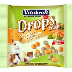 Yoghurt Mini Drops til gnavere