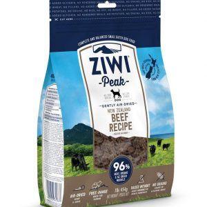 ZiwiPeak Dog Air-dried Beef