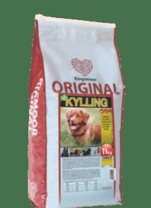11 kg ORIGINAL Kylling Kingsmoor