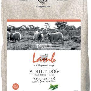 2,75 kg Kingsmoor Pure Dog Lamb - PURE LAM KINGSMOOR TIL SMÅ RACER