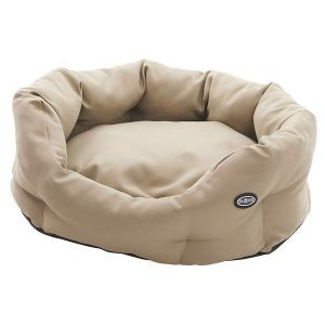 BUSTER Cocoon seng, Chinchilla Beige, 45 cm