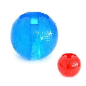 Bite-me bold til hunde-Blå-Medium