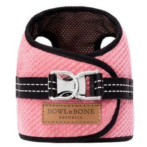 Bowl & Bone hundesele Soho rose
