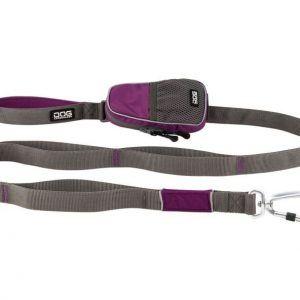 Dog Copenhagen Urban Trail Leash Purple Passion - S