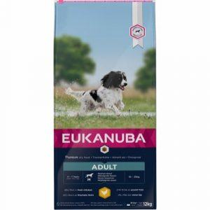 Eukanuba Active Adult Medium Breed, 12 kg