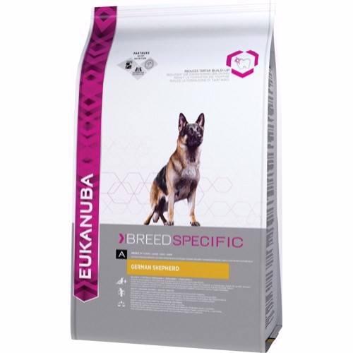 Eukanuba Breed Specific German Shepherd, 12 kg