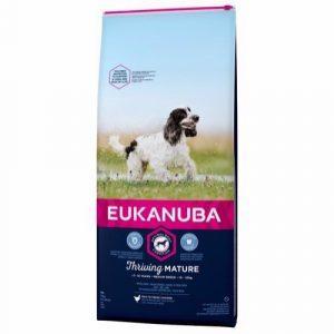 Eukanuba Mature Medium Breed, 12 kg