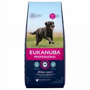 Eukanuba Pro Active Adult Large Breed, 18 kg