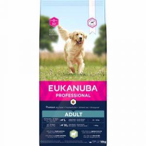 Eukanuba Pro Adult Large Breed, Lamb & Rice, 18 kg