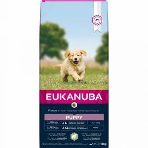 Eukanuba Puppy Large Breed, Lamb & Rice, 12 kg