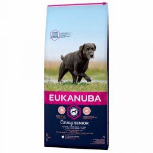 Eukanuba Senior Large Breed, 12 kg