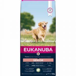 Eukanuba Senior Large Breed, Lamb & Rice, 12 kg
