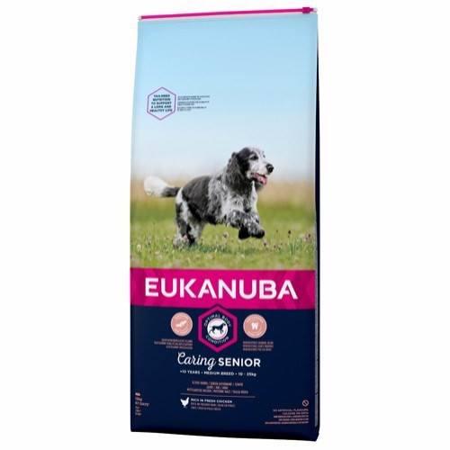 Eukanuba Senior Medium Breed, 12 kg