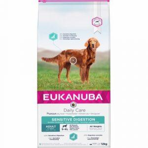 Eukanuba Sensitive Digestion, 12 kg