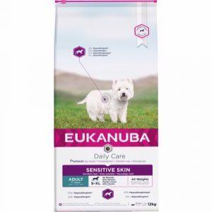 Eukanuba Sensitive Skin, 12 kg