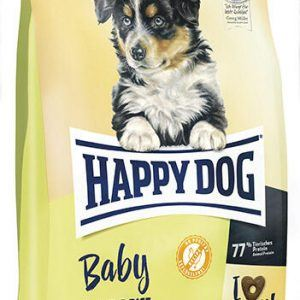 HAPPY DOG Baby Lam og Ris - Glutenfri, 10 kg