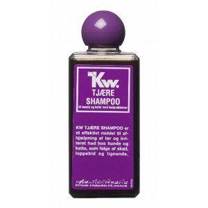Hundeshampoo: KW Tjære Shampoo