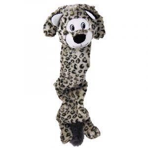 KONG Stretchezz Jumbo - Sne Leopard