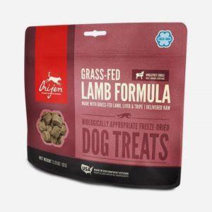 Orijen Frysetørret Treat - Grass-Fed Lamb Recipe