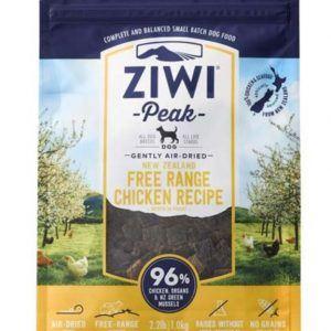 ZiwiPeak Dog - Air-dried Chicken 4 kg