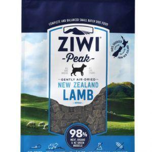 ZiwiPeak Dog - Air-dried Lamb 4 kg