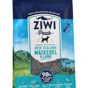 ZiwiPeak Dog - Air-dried Mackerel & Lamb 1 kg