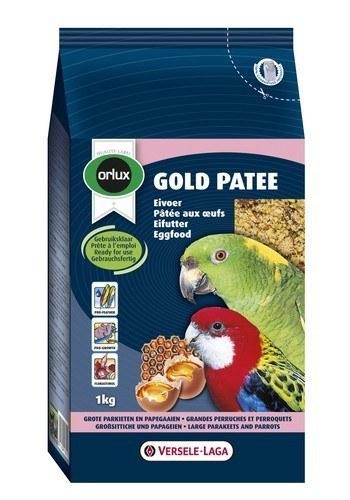 Æggefoder Gold Patee Parakit 1kg