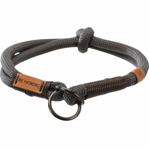 Be Nordic Halsbånd Choke 45cm Mørkegrå
