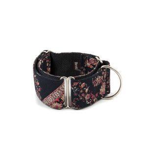 Brott Mieres // Martingale halsbånd med blomster - Brott Mieres // Martingale halsbånd med blomster
