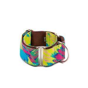 Brott Montjoi // Martingale halsbånd med masser af farve - Brott Montjoi // Martingale halsbånd med masser af farve