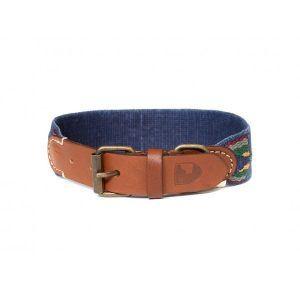 Buddys Dogwear // Halsbånd Etna Blue (blå) - Buddys Dogwear // Halsbånd Etna Blue (blå)