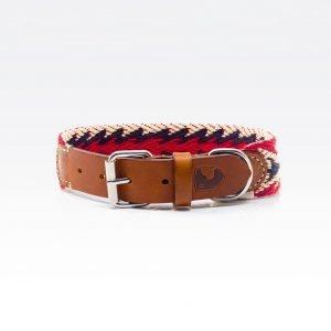 Buddys Dogwear Peruvian Arrow red // Halsbånd Peruvian Arrow (rød) - Buddys Dogwear Peruvian Arrow red // Halsbånd Peruvian Arrow (rød)