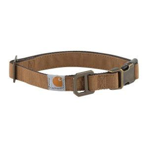 Carhartt Journeyman // Funktionelt halsbånd i nylon (brun) - Carhartt Journeyman // Funktionelt halsbånd i nylon (brun)
