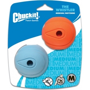Chuckit gummibold The Whisler 2stk
