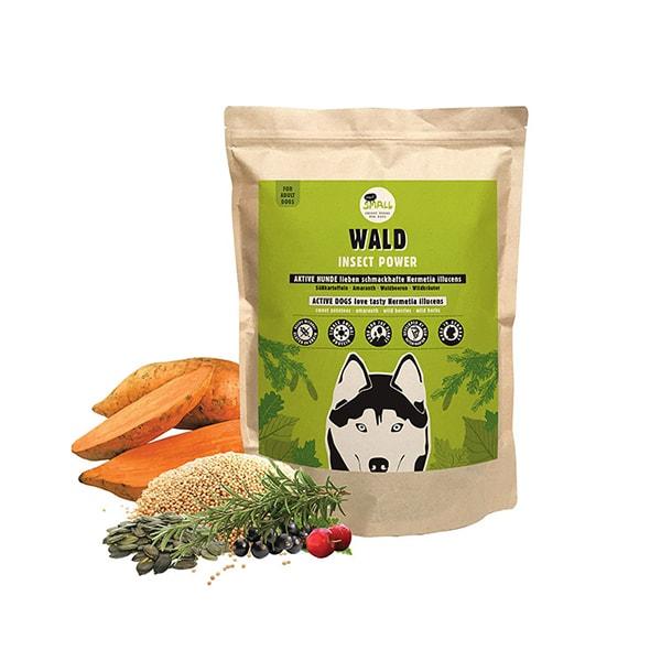 Eat Small WALD // Bæredygtigt hundefoder med insekter (ekstra aktive hunde) - Eat Small WALD // Bæredygtigt hundefoder med insekter (ekstra aktive