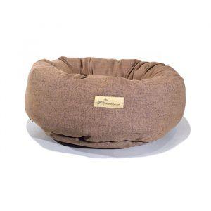 Momofactum O-Dog Bed Earth Brown // Rund hundeseng (tre størrelser) - Momofactum O-Dog Bed Earth Brown // Rund hundeseng (tre størrelser)