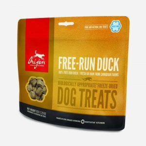 Orijen Frysetørret Treat - Free Run Duck Recipe