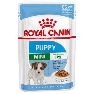 Royal Canin Vådfoder Mini Puppy 12x85g