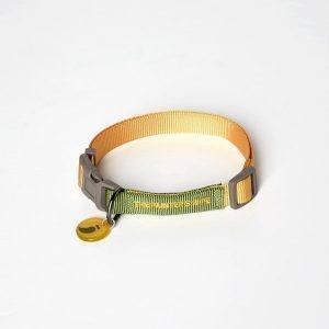 Sonia Mimosa // Farverigt halsbånd med klikspænde - Sonia Mimosa // Farverigt halsbånd med klikspænde